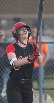 Crestview's Autumn Bailey was hitting .645 before suffering a season-ending broken leg last week. How will the Lady Cougars respond is the new big question in Richland County Softball.