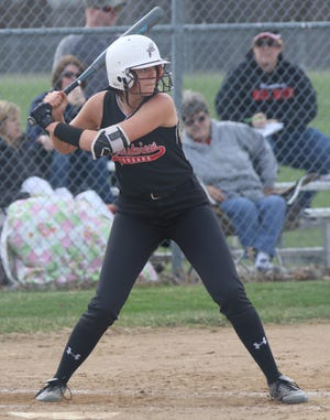 Crestview's Kylie Ringler had two home runs, six RBI and tossed a shutout in a 15-0 win over South Central last week to help keep the Lady Cougars in the No. 1 spot in the Richland County Softball Power Poll.