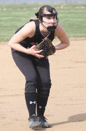 Crestview's Ashlie Hicks and her fellow senior teammates were poised to make a run at a fourth consecutive Firelands Conference championship before they found out their final softball season wasn't happening.