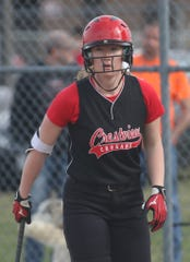 Crestview's Autumn Bailey was named All-Mansfield News Journal second team in 2019.