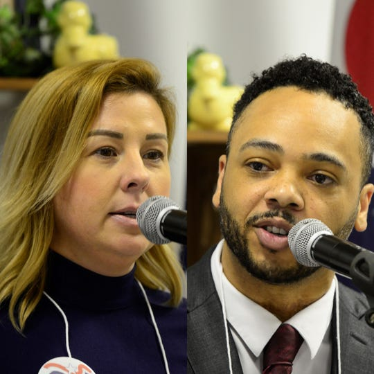 Victoria Norris-Diez and Don Bryant are Democrats running to be the next mayor of Mansfield in the upcoming May primary. The winner will face incumbent Tim Theaker in the fall.
