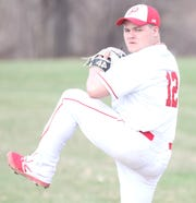With Treven Lane on the mound, the Plymouth Big Red are a dangerous team which is why they are the No. 5 team in the Richland County Baseball Power Poll.