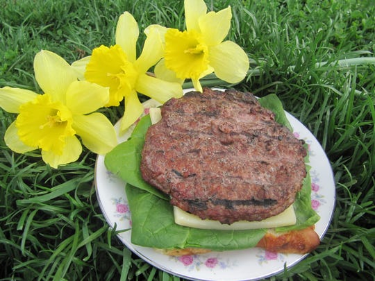 In this week's Amish Cook column, Gloria shares a recipe for springtime burgers.