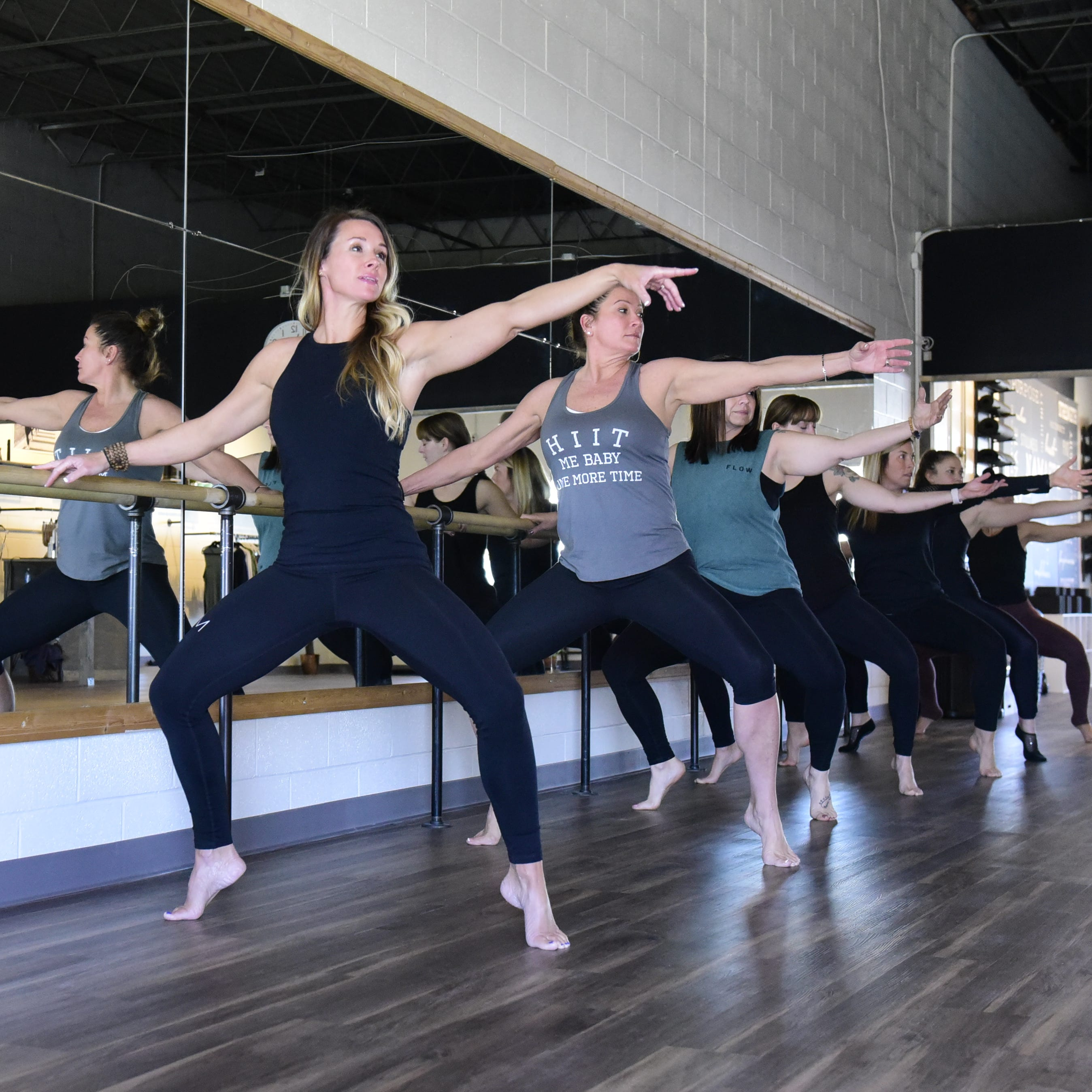Evolve Studio brings Booty Barre technique to Lexington