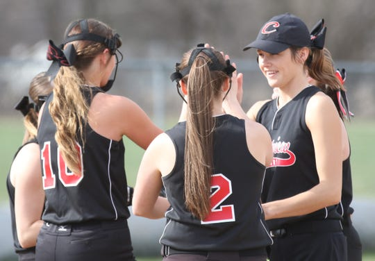 The Crestview Lady Cougars allowed just five total runs in three wins at the Ashland MVD Invitational over the weekend winning the V Division.