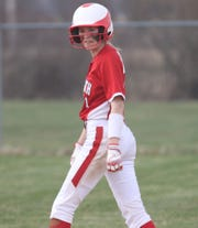Plymouth's Maycie Creveling will be looked at as a leader for the Lady Big Red this season.