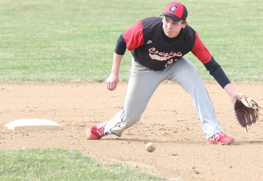 The Crestview Cougars are No. 6 in the Richland County Baseball Power Poll.