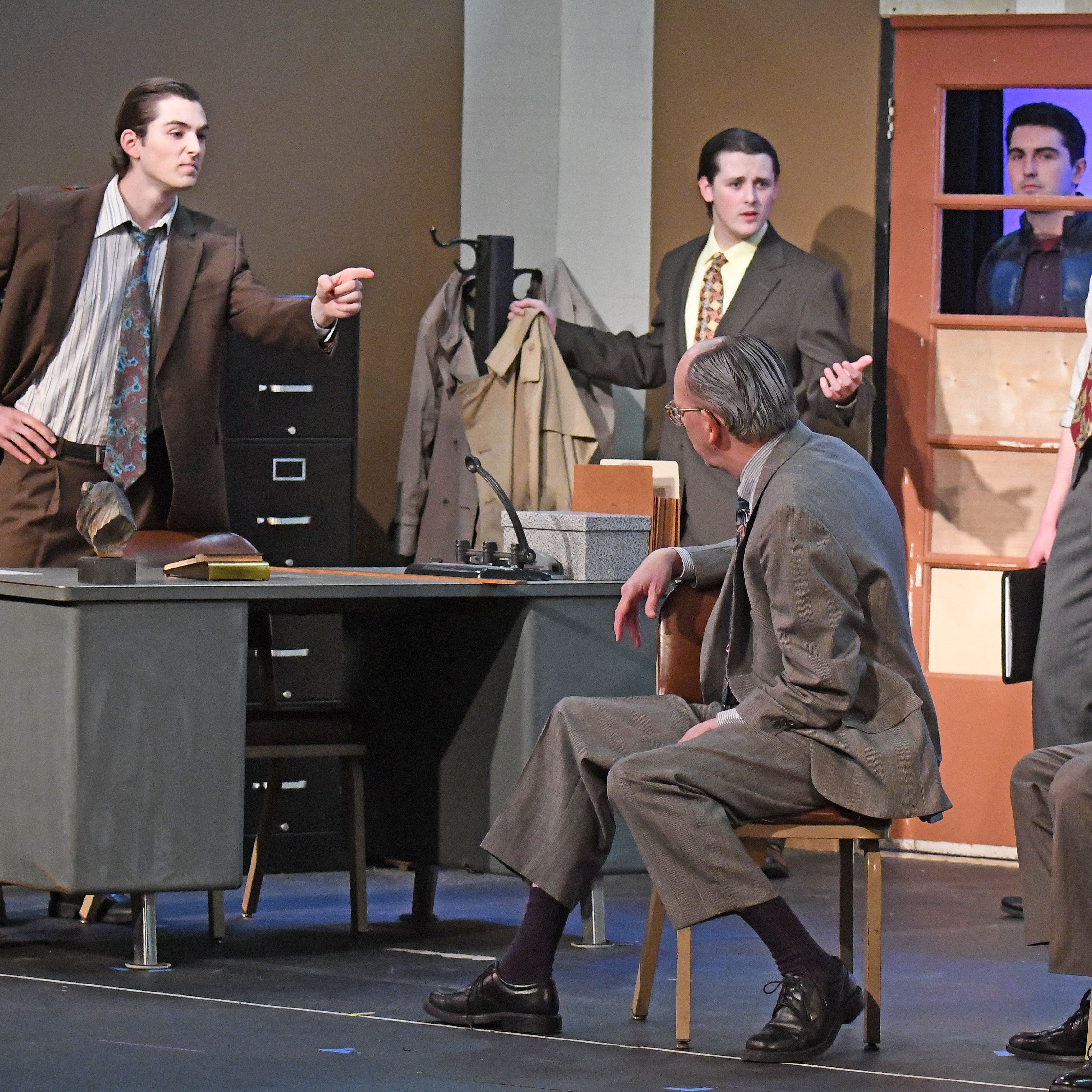 'Glengarry Glen Ross' coming to OSU-Mansfield for four shows