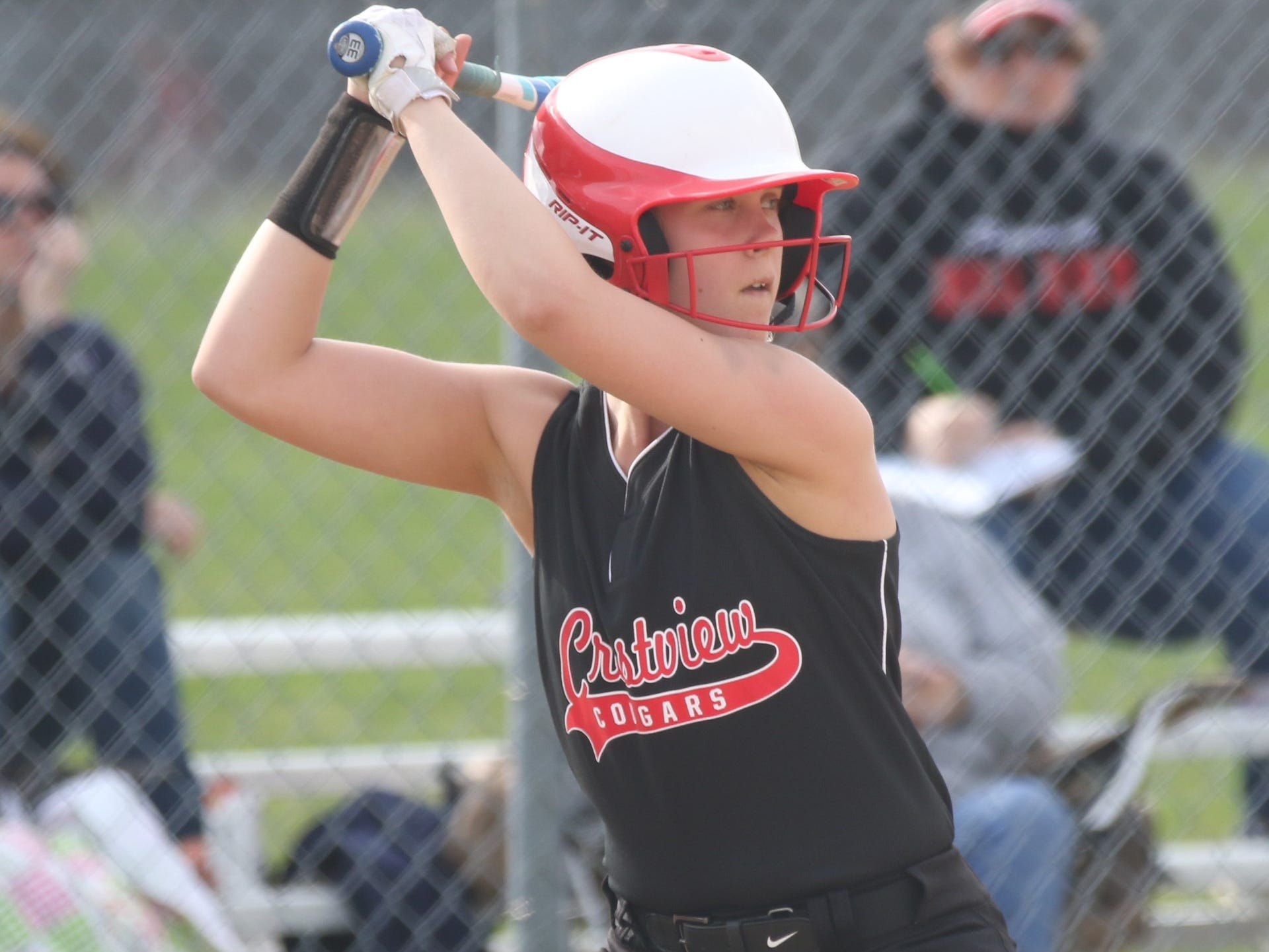GALLERY: Plymouth at Crestview Softball