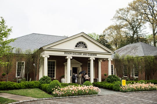 The Dixon Gallery and Gardens will open their South Lawn for a Mother's Day concert by the Memphis Symphony Orchestra.