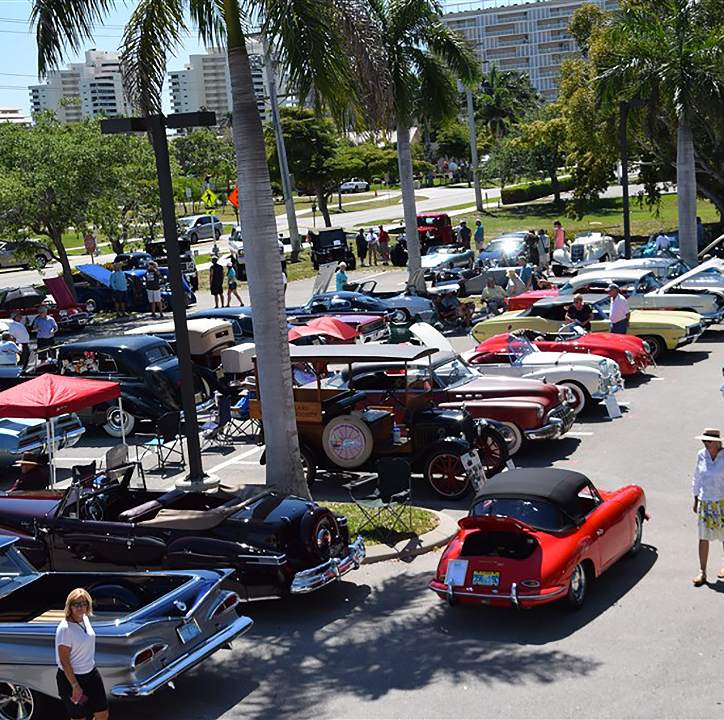 Social Scene: Marco Island Center for the Arts showcases vintage cars
