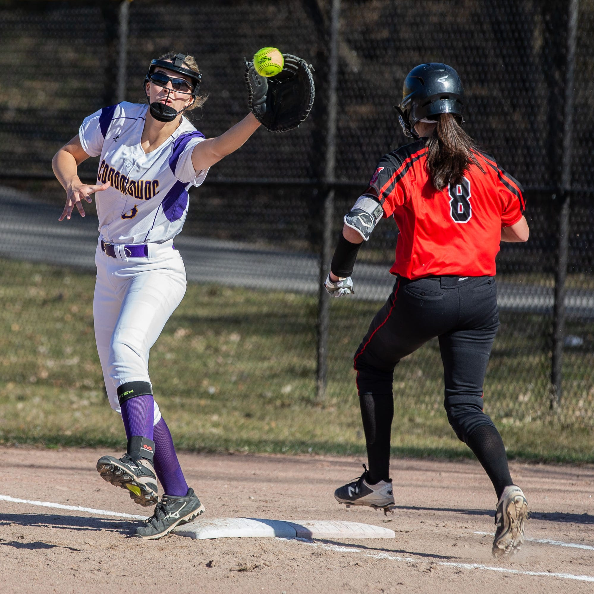 You'll love this video of Oconomowoc softball's choreographed dance between innings