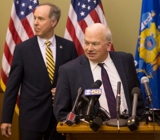 GOP lawmakers are seeking to intervene in union lawsuit challenging Wisconsin's Act 10