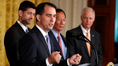 GOP Maxed Out Credit Card Went In Debt To Try Save Walker