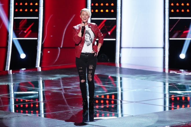 "Kenosha-based singer Betsy Ade lost the battle rounds on ""The Voice"" Monday, and was eliminated from John Legend's team. But her run on the NBC show continues; Kelly Clarkson used her ""steal"" option to recruit Ade to her team."