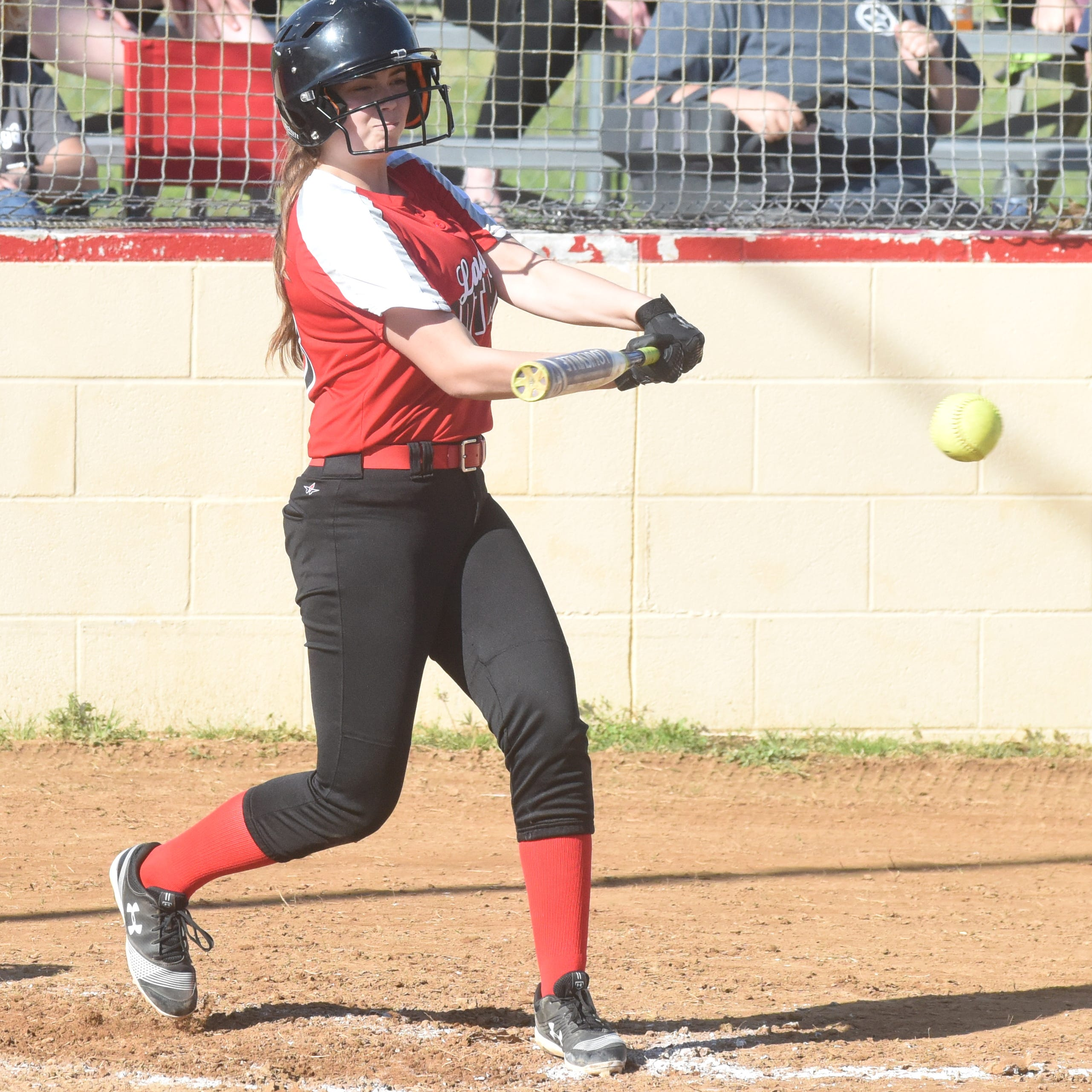 Lady Panthers waltz past Lady Cougars