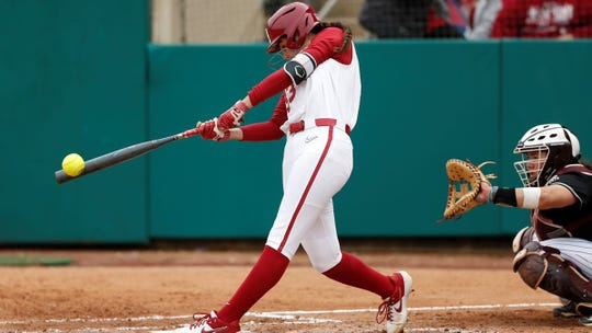 Credit: Alabama Crimson Tide softball