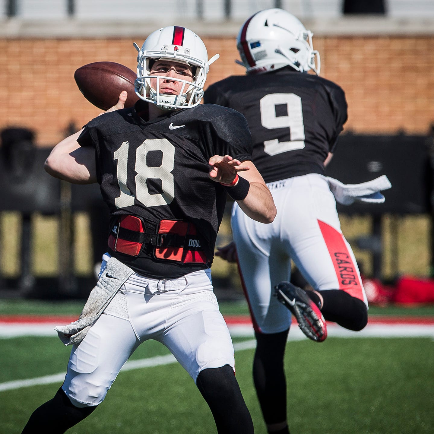 Meet Ball State football's undersized, confident quarterback who might replace Riley Neal