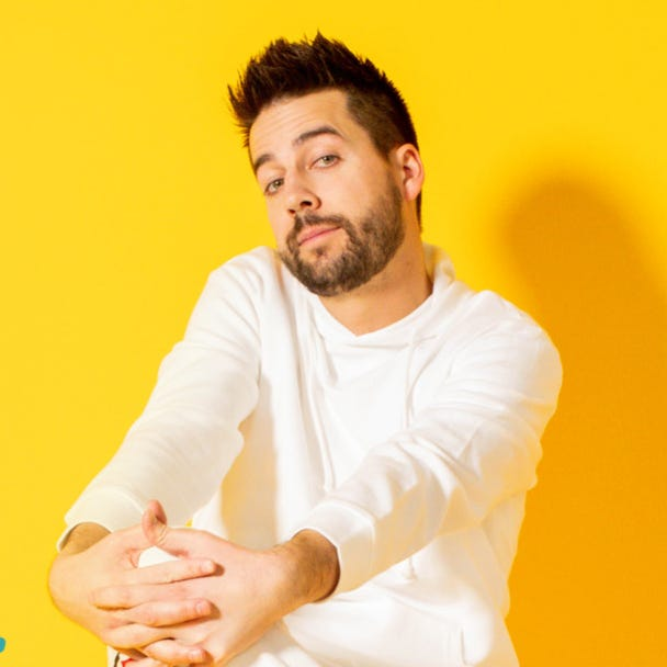 John Crist: A Christian comedian who's gently poking fun at faith