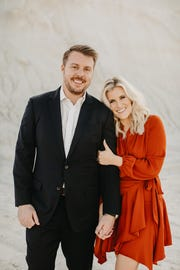 Beau Alford and Kristen Carbine are newly engaged and building a new Carbine & Associates home in Green Hills.