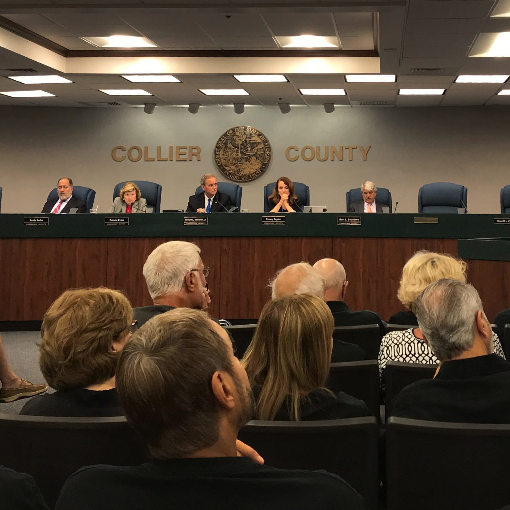Collier commissioners approve Whippoorwill Lane extension