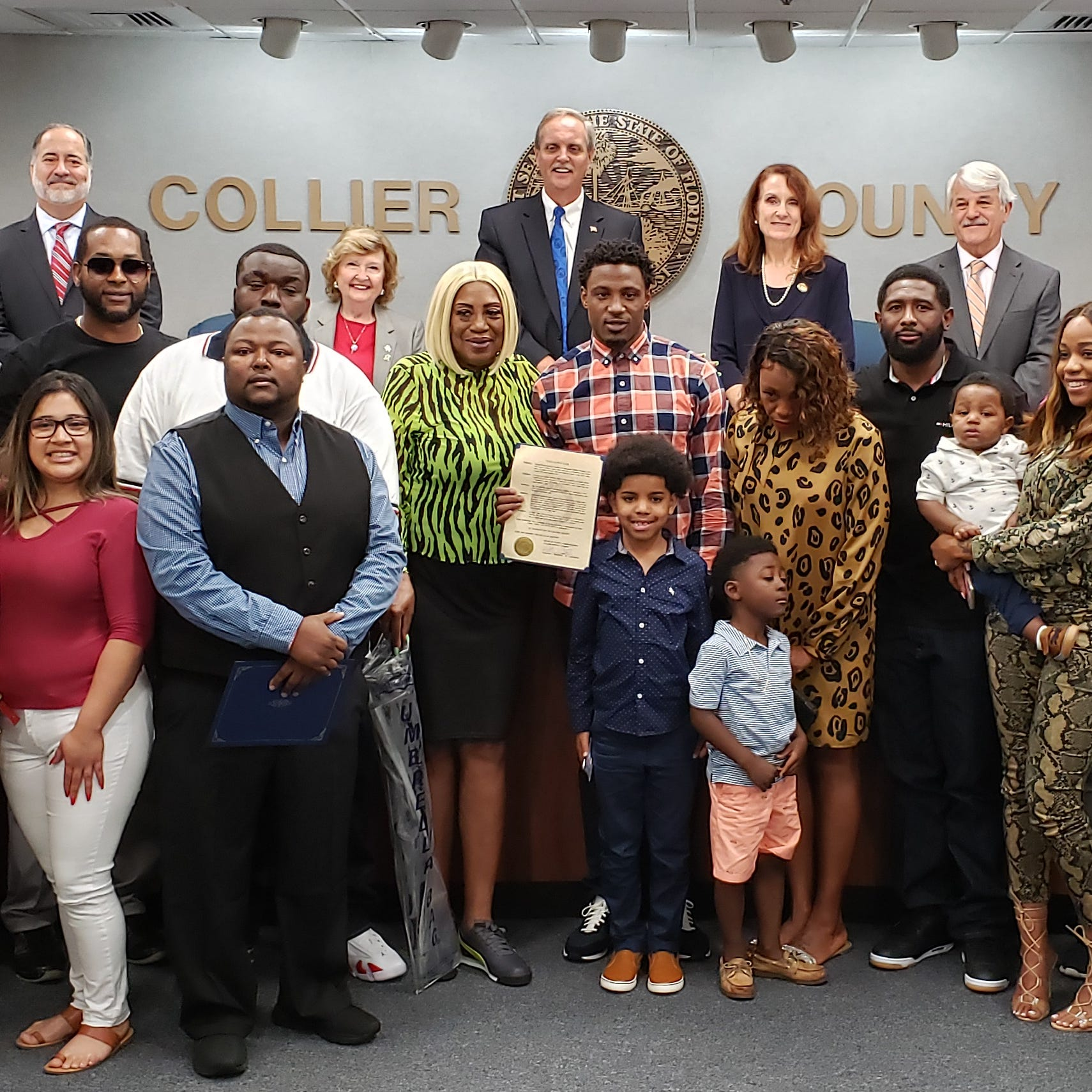 NFL: Collier commissioners declare J.C. Jackson Day for Immokalee's Super Bowl winner