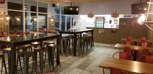 Nawty Hogg Backyard BBQ is expanding on its local food truck business with a brick-and-mortar location opening this month on the southwest corner of Collier Boulevard and Pine Ridge Road in Naples.