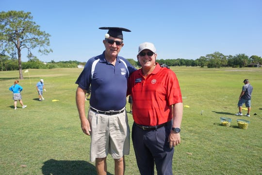 Coral Oaks Golf Course in Cape Coral honored its 16 PGA HOPE (Helping Our Patriots Everywhere) recipients at a graduation ceremony on Wednesday.