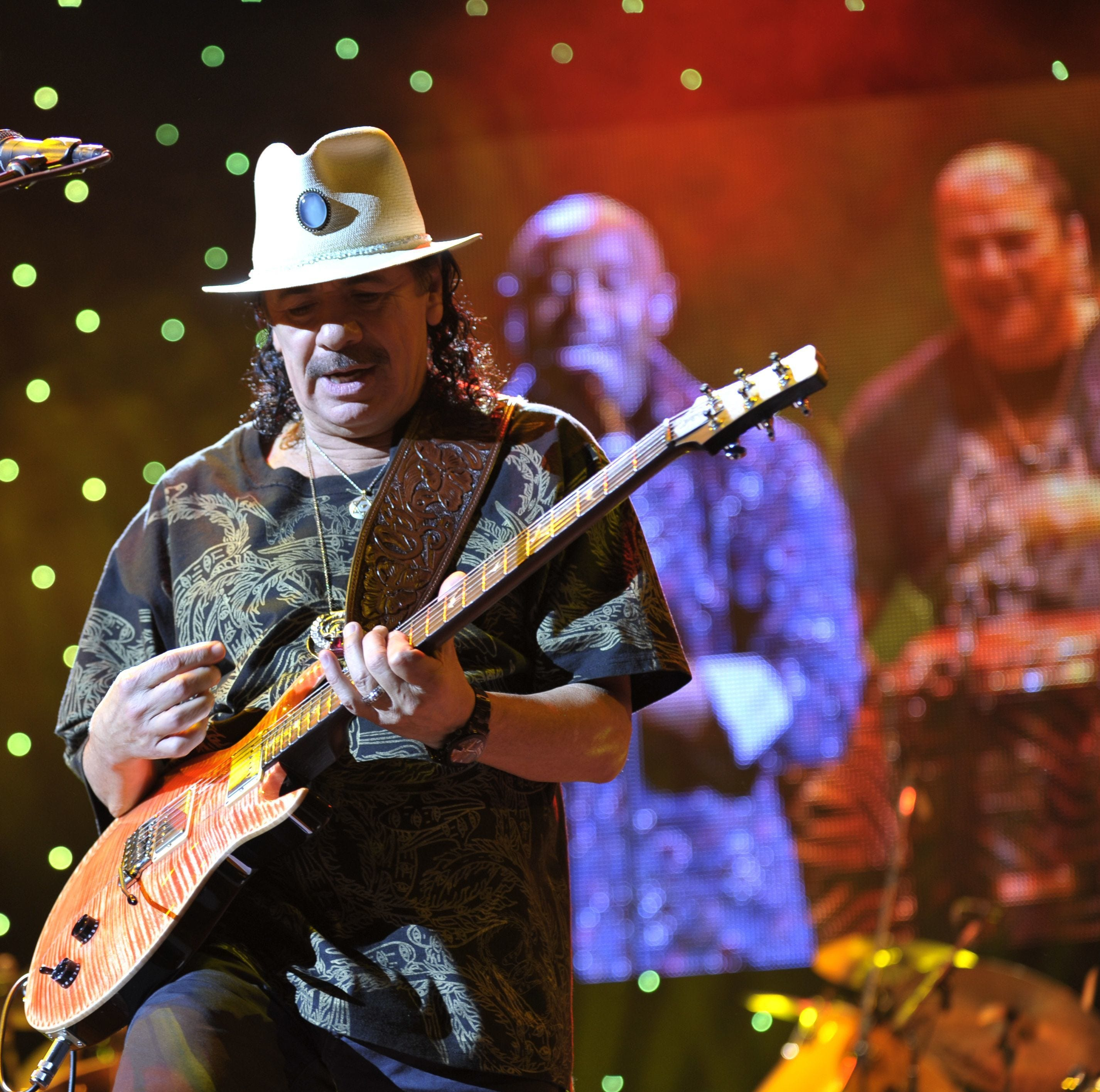 Santana, Whitesnake highlight upcoming Florida shows, plan for ZZ Top