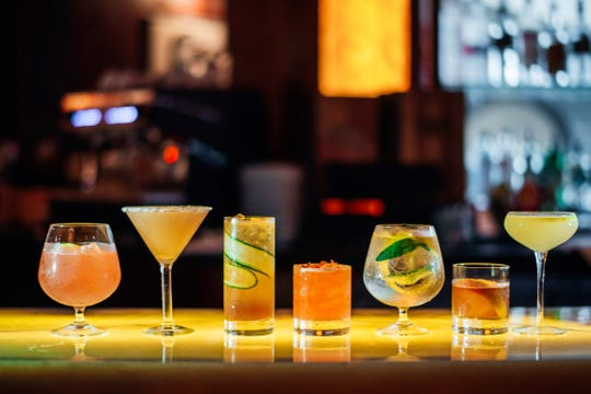 Angelina's Ristorante in Bonita Springs has launched its spring handcrafted cocktail collection featuring beverages inspired by its Italian roots.