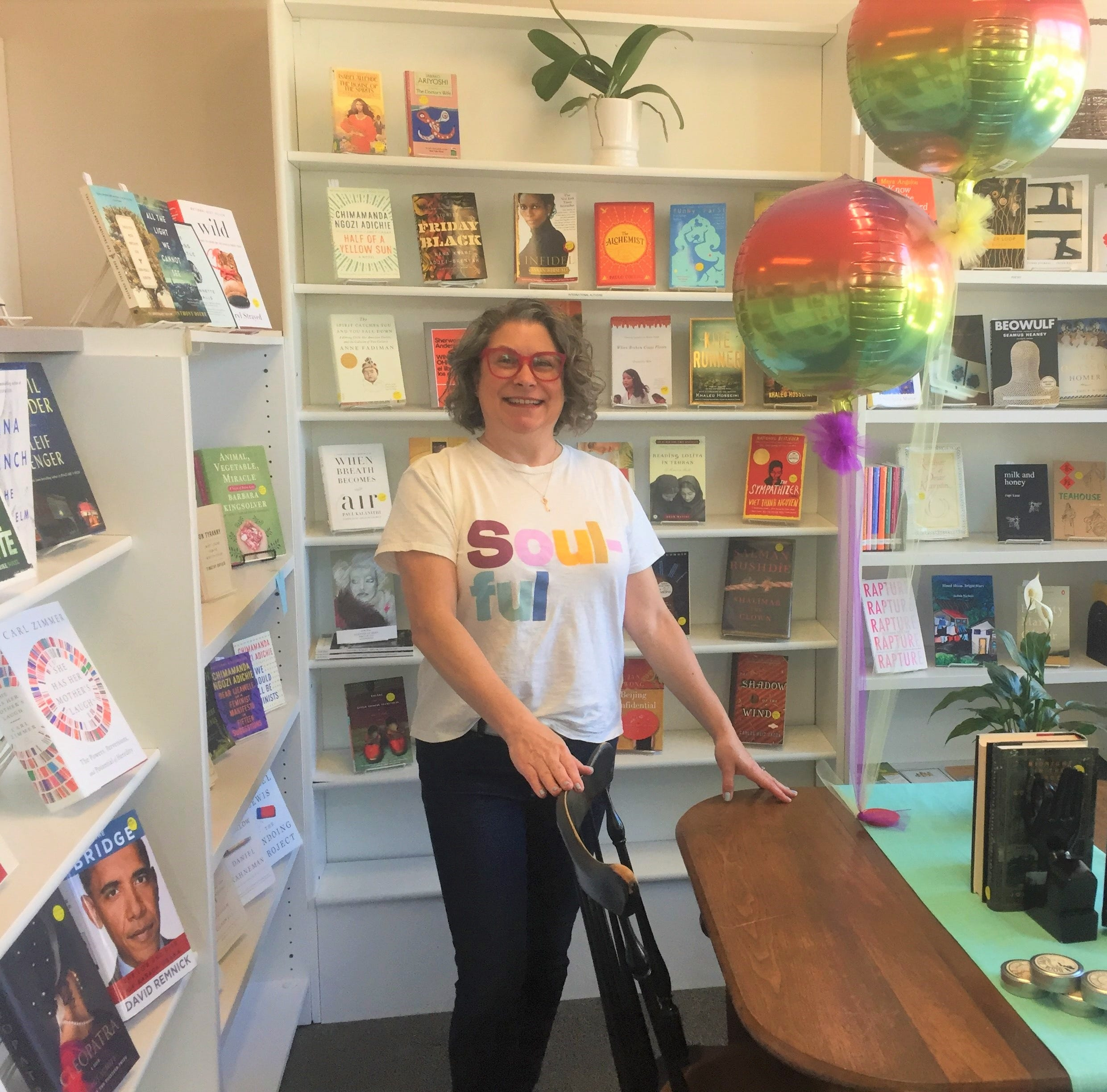 Book store turns page with new owner, new touches