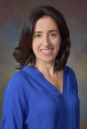 Dr. Shoshana Feiner, an internist at the Summit Medical Group in Fair Lawn, N.J.