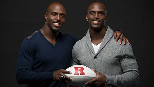 Jason McCourty and Devin  McCourty of the New England Patriots will deliver the commencement address to Rutgers-New Brunswick and Rutgers Biomedical and Health  Sciences graduates on May 19, 2019.