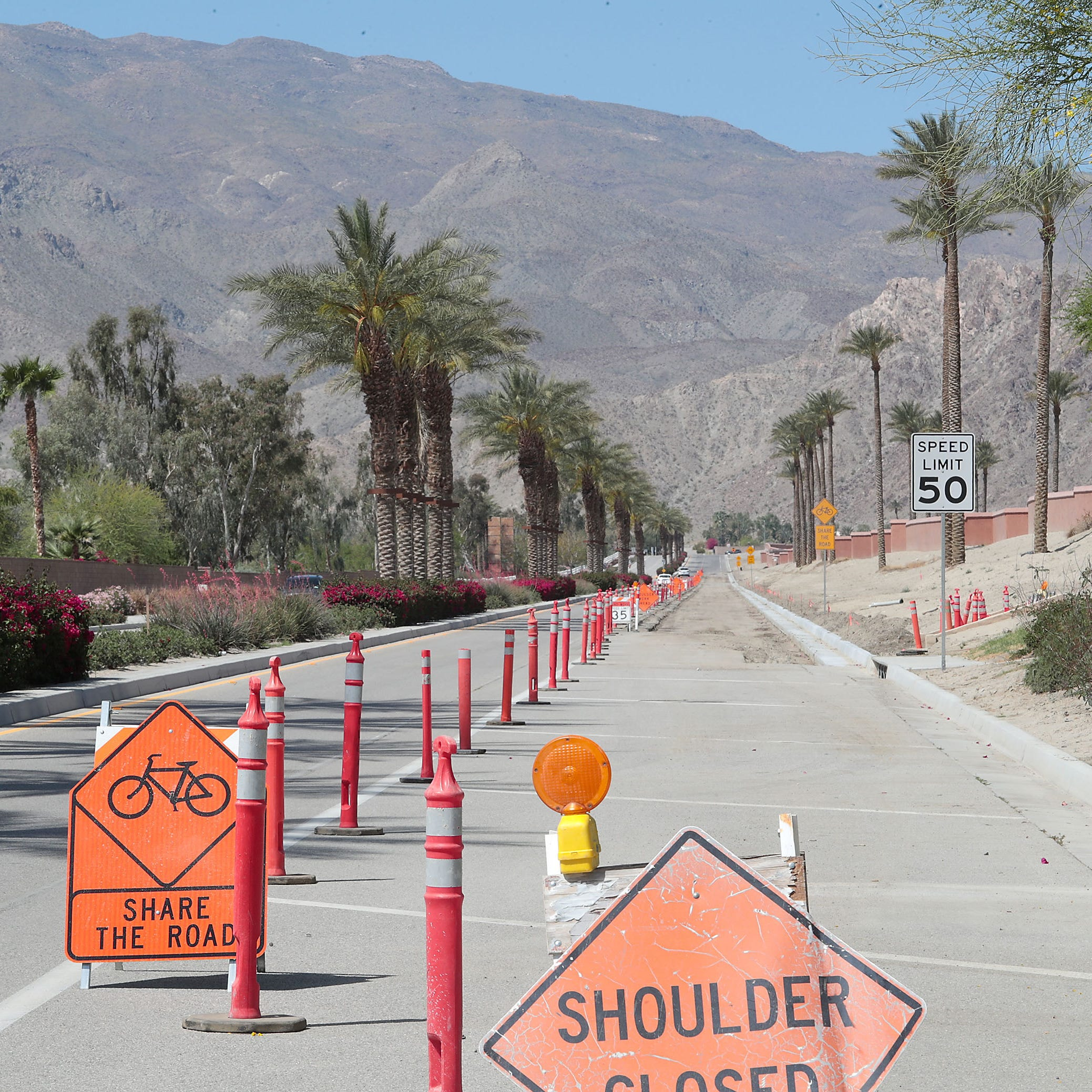 Wait for Ave. 60 improvements over for La Quinta's Trilogy residents. How did city respond to angst?
