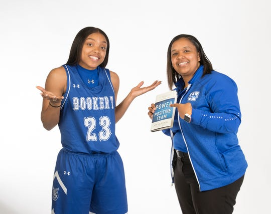 Washington's Jaila Roberts and Jade Brown share a close connection and ample respect, creating a truly sensation player-coach connection.