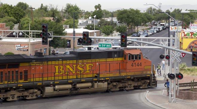 No. 100: BNSF Railway Co. | Freight-railroad unit of Berkshire Hathaway | 2019 employees: 1,600 | 2018 employees: 1,600 | Ownership: Public | Headquarters: Fort Worth, Texas | www.bnsf.com