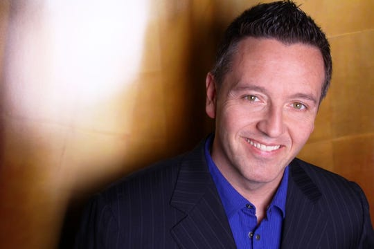 """Medium John Edward has written books and appeared on television. He's had two series of his own: """"Crossing Over with John Edward"""" and """"John Edward Cross Country."""""""
