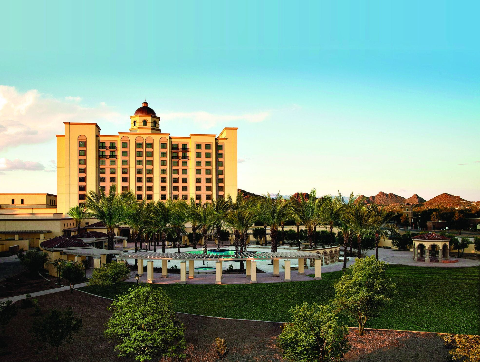 No. 99: Casino del Sol Resort | Casino resort operated by Pascua Yaqui Tribe | 2019 employees: 1,617 | 2018 employees: 1,625 | Ownership: Tribal | Headquarters: Tucson | www.casinodelsol.com