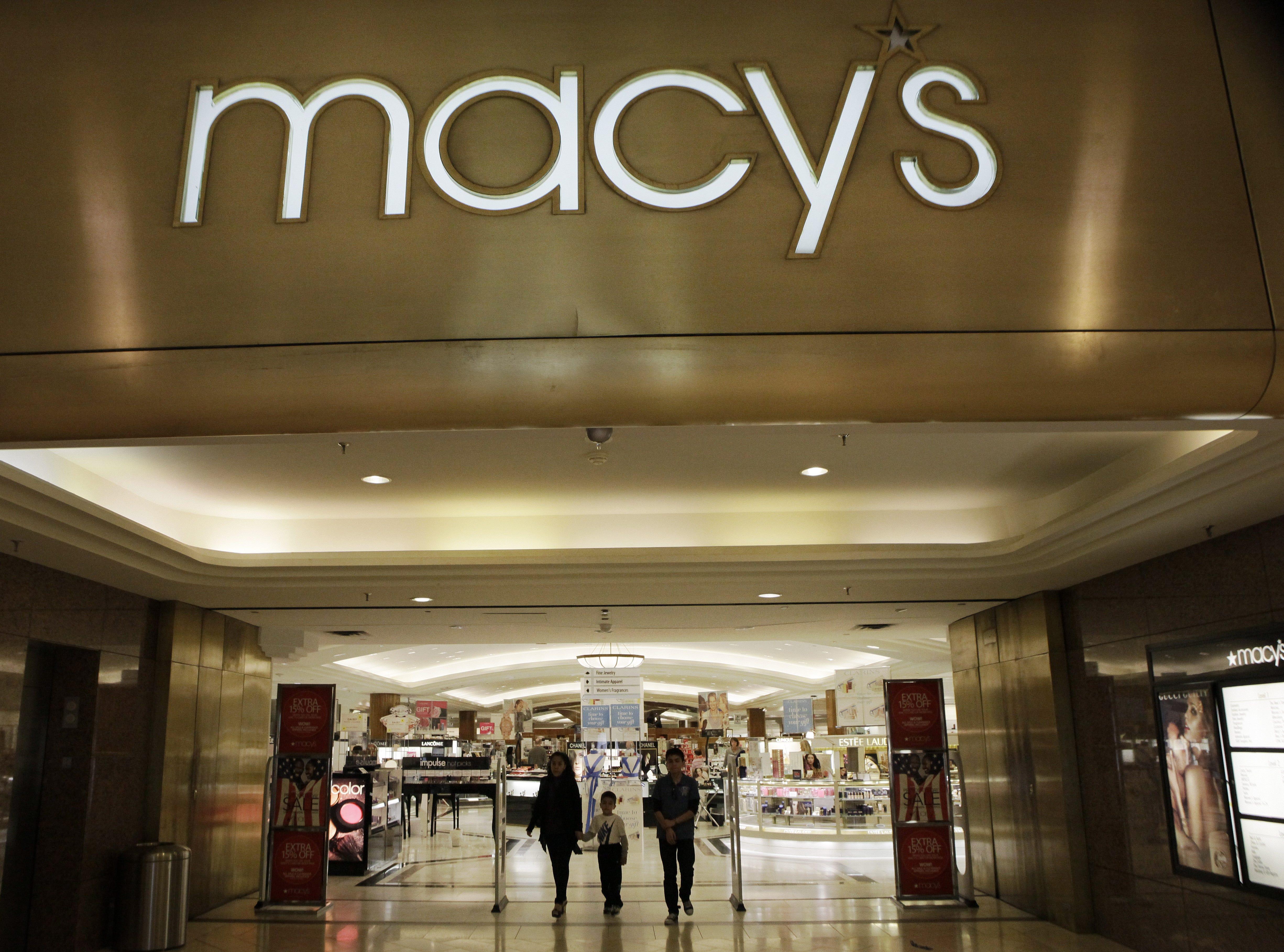 No. 55 (tie): Macy's Inc. | Macy's and Bloomingdale's department stores | 2019 employees: 3,300 | 2018 employees: 3,600 | Ownership: Public | Headquarters: Cincinnati | www.macys.com
