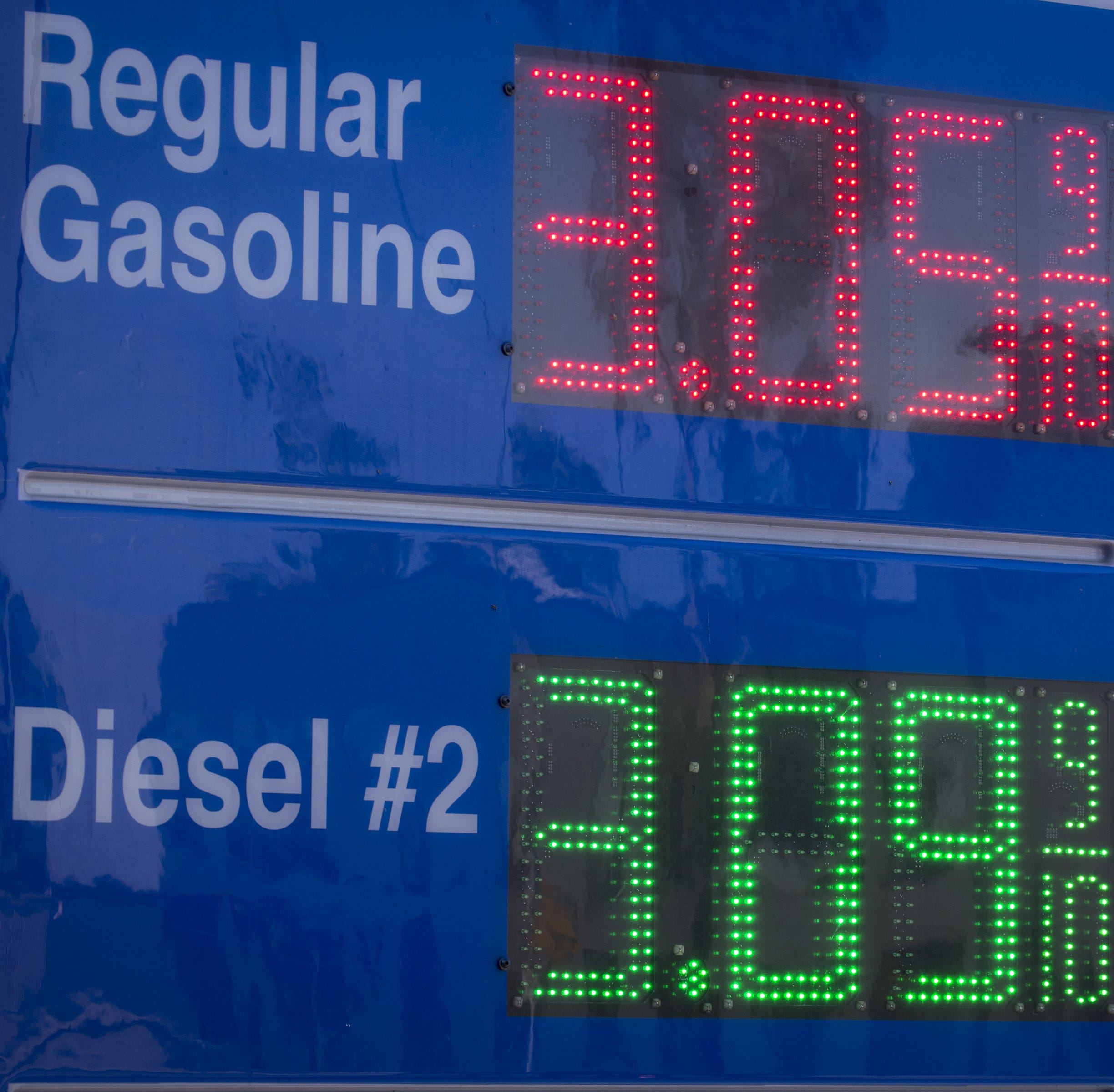 Gas prices are rising in Arizona, but what's too high? AAA knows the breaking point
