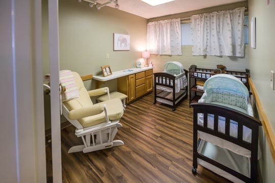 Jacob's Hope is an interim care center that will provide a nursery designed to meet the medical concerns of a substance exposed newborn.