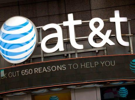 No. 94 (tie): AT&T Inc. | Telecommunications, media, entertainment |2019 employees: 1,700 | 2018 employees: NR (no ranking) | Ownership: Public | Headquarters: Dallas | www.att.com