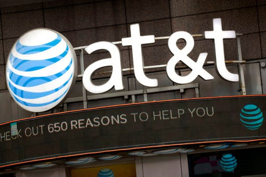 "More than 20,000 employees for the telecommunications giant are protesting ""unfair labor practices"" during negotiations for a new contract with AT&T."