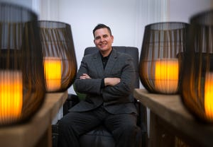 Matt Hale, CEO and co-founder of Modern Acupuncture, launched the acupuncture franchise in 2016 with a single location in Scottsdale.