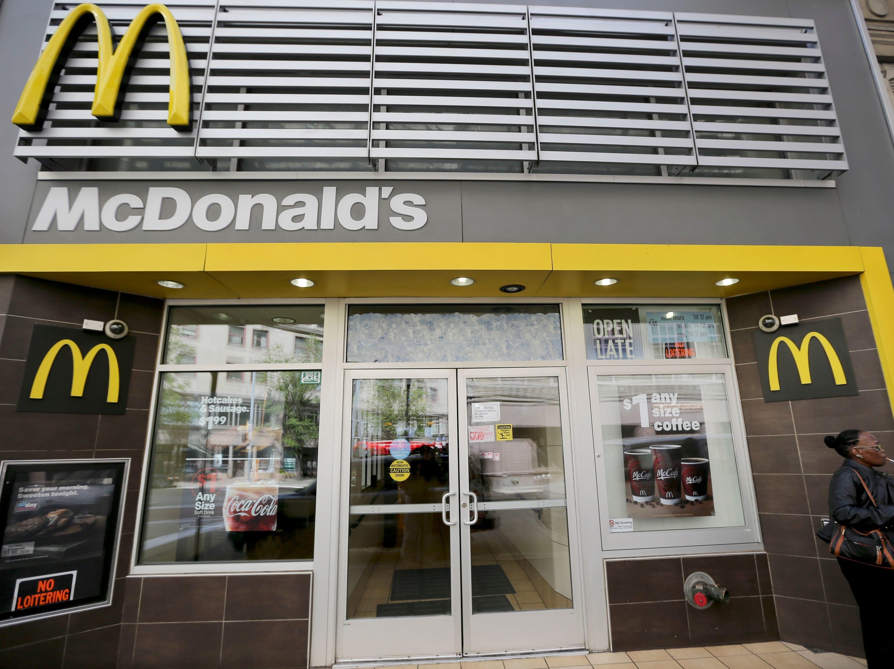 No. 6: McDonald's Corp. | Fast-food restaurants | 2019 employees: 13,000 | 2018 employees:15,500e (estimated by Arizona Republic) | Ownership:  Public | Headquarters: Oak Brook, Illinois | www.mcdonalds.com
