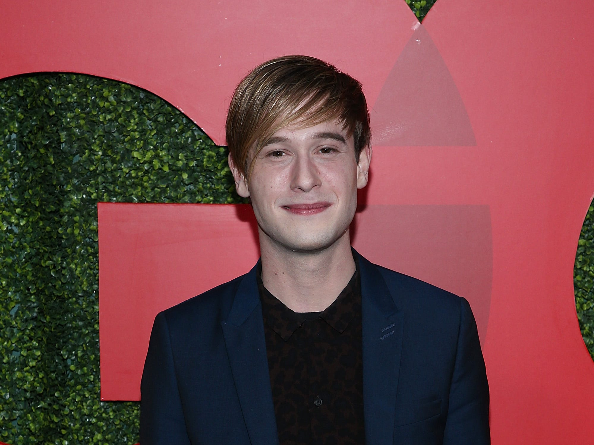 Tyler Henry attends the 2018 GQ Men Of The Year Party on Dec. 6, 2018, in Beverly Hills.
