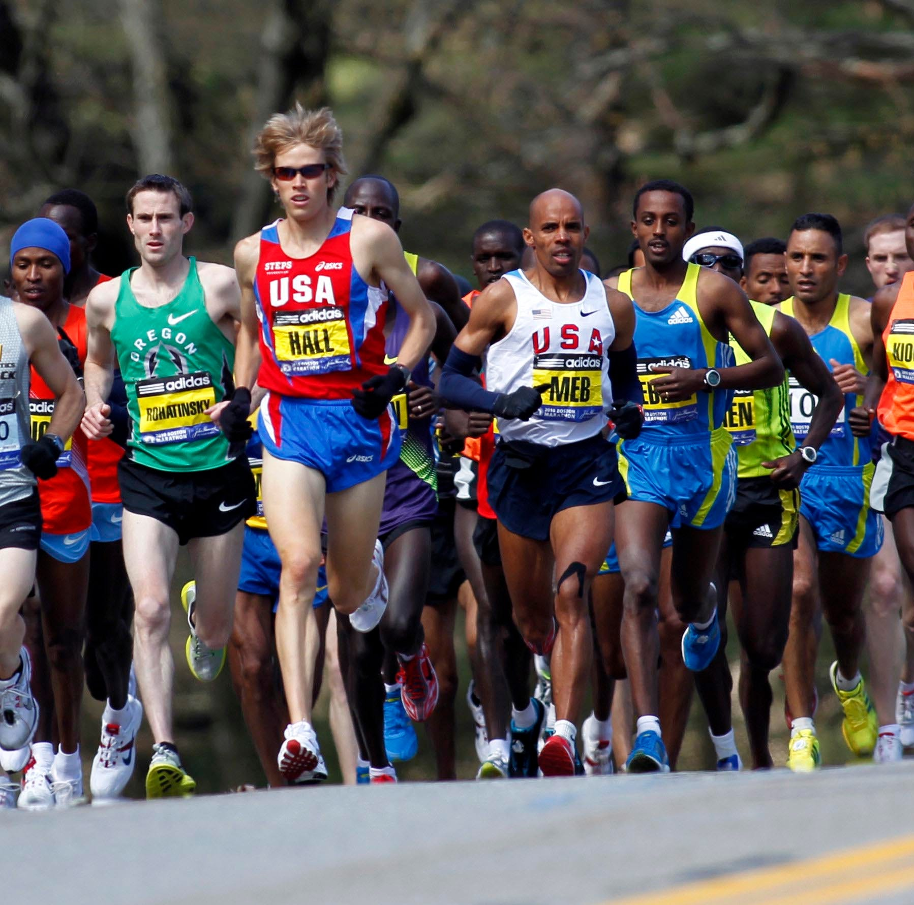 Local runners prepare to take on Boston Marathon