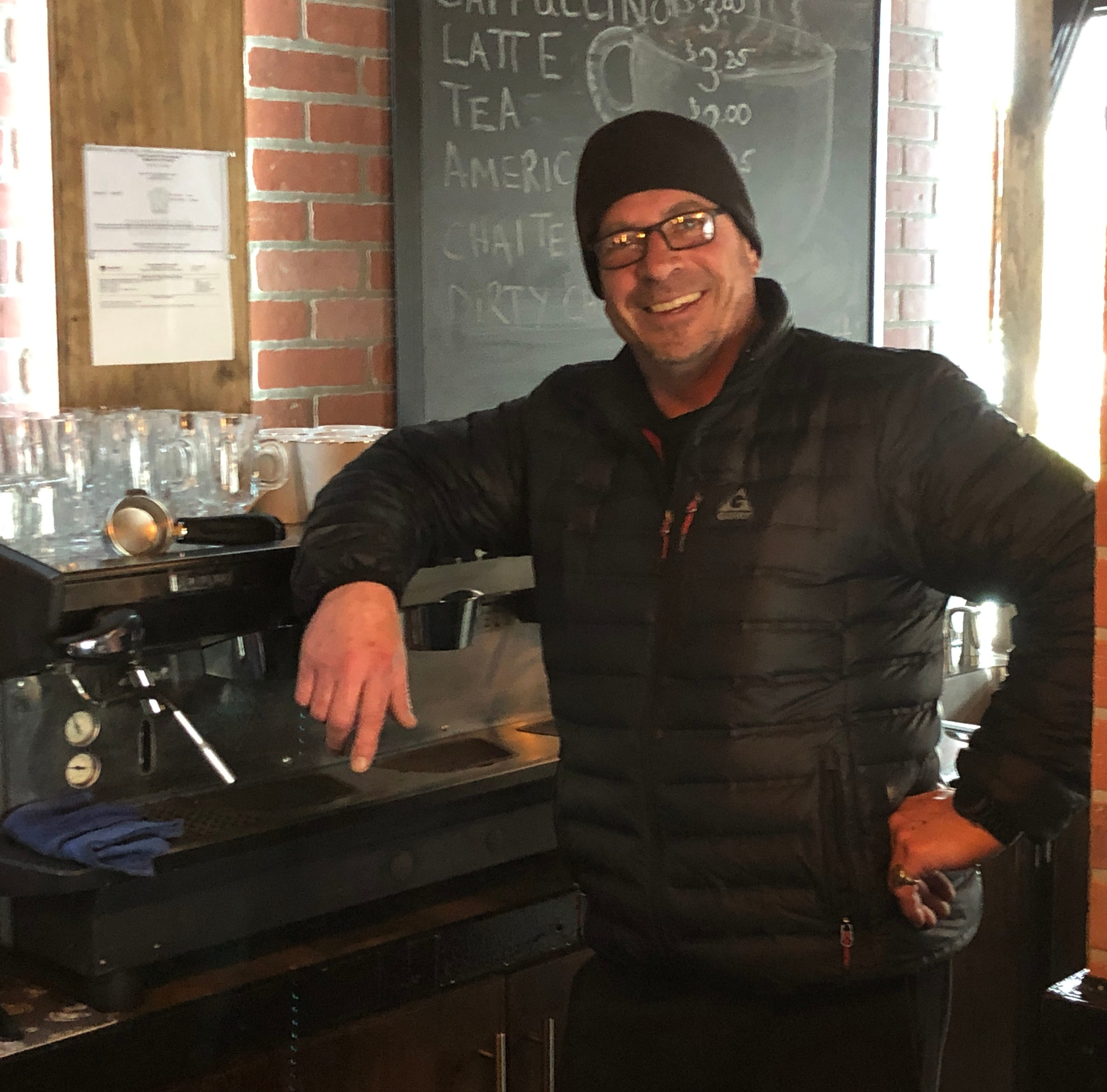 Civic-minded Myerstown resident opens coffee shop