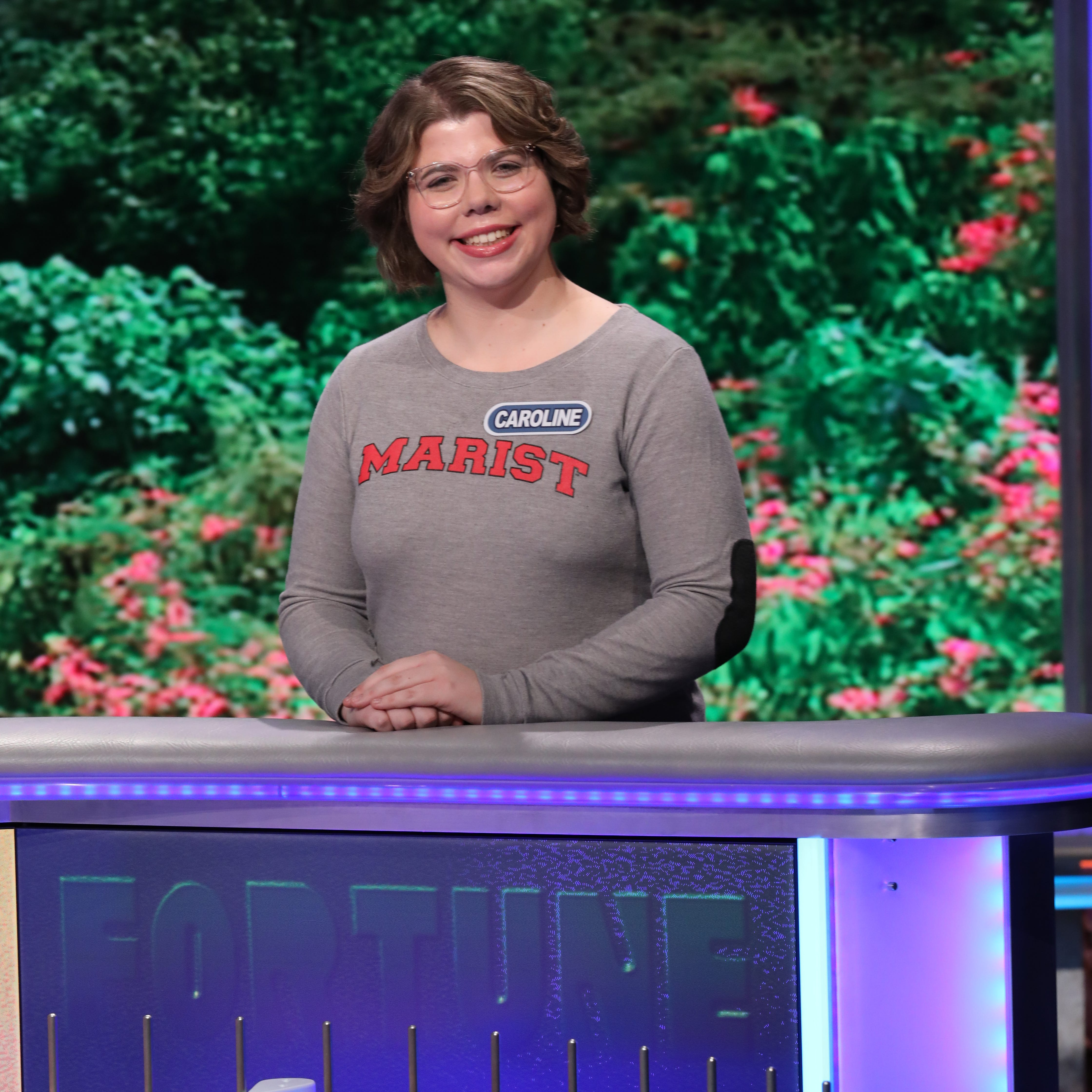 Marist College student takes a spin at 'Wheel of Fortune' Friday