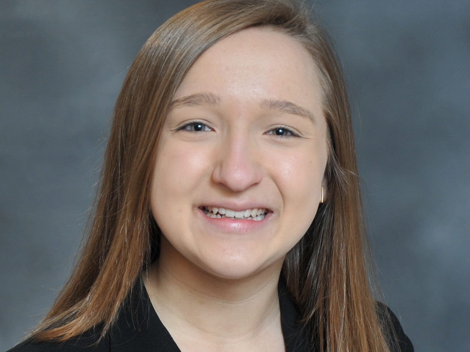 Olivia Smeltzer, Dallastown Area High School, Distinguished Young Women of York County participant.